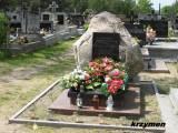 Wola Kiełpińska. Mogiła 3 nieznanych żołnierzy WP.