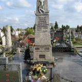 Pomnik 2 pułku ułanów grochowskich.