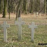 Modlin. Kwatera żołnierzy niemieckich z lat 1939-1945.