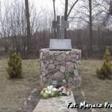 Pomnik zamordowanych przez sowietów w czerwcu 1941 r.